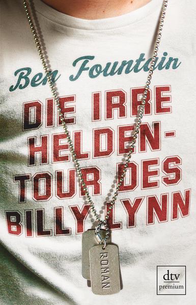 Die irre Heldentour des Billy Lynn - Coverbild