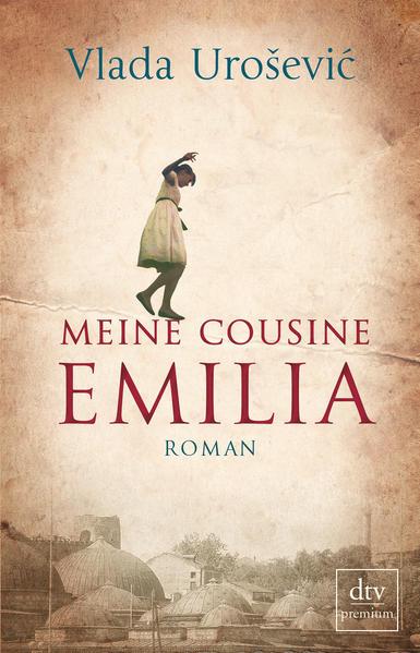 Meine Cousine Emilia - Coverbild