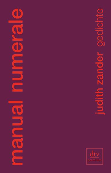 manual numerale - Coverbild