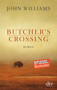Butcher's Crossing Cover