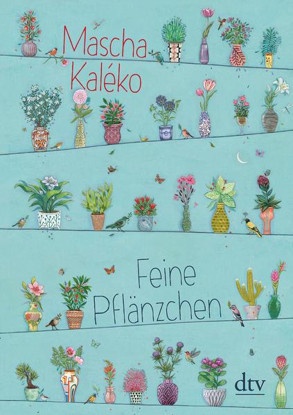 Feine Pflänzchen - Coverbild