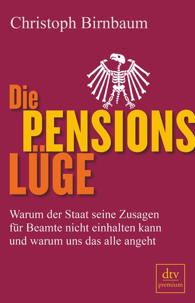 Die Pensionslüge - Coverbild