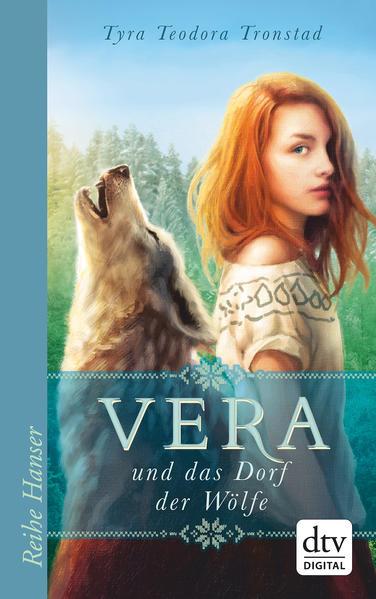 Vera und das Dorf der Wölfe - Coverbild