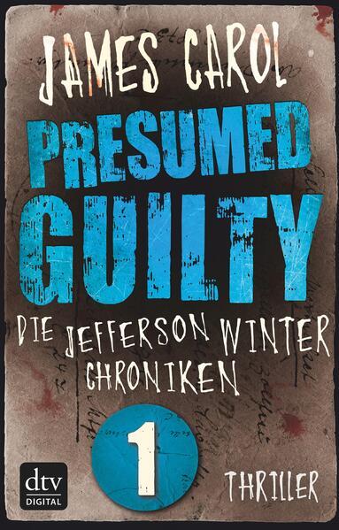 Presumed Guilty - Schuldig bis zum Beweis des Gegenteils - Coverbild