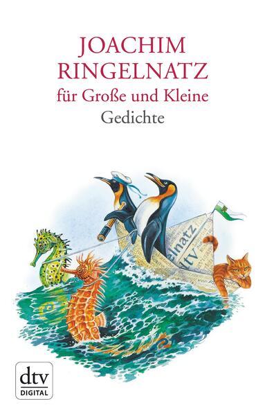 Joachim Ringelnatz für Große und Kleine - Coverbild