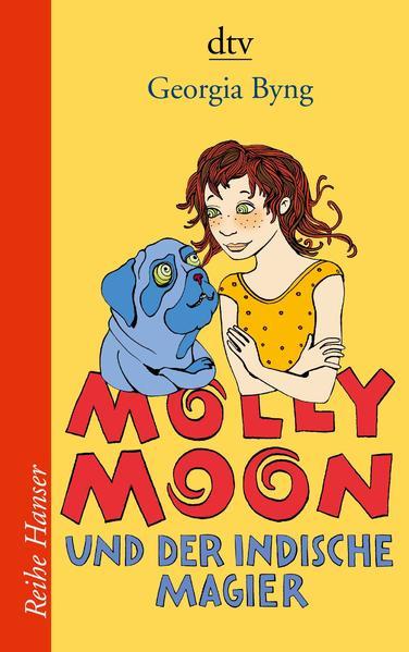 Molly Moon und der indische Magier - Coverbild