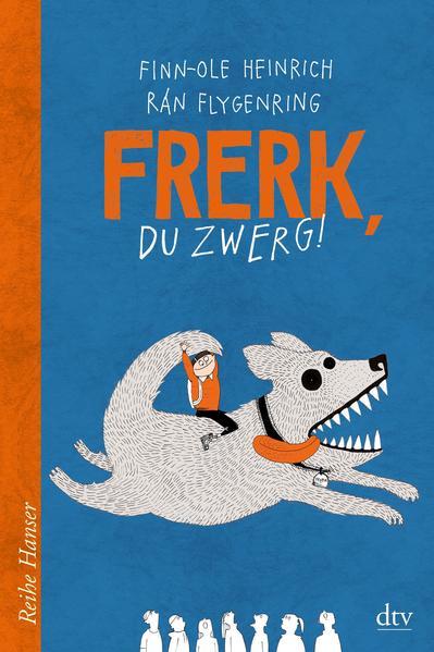 Frerk, du Zwerg! - Coverbild