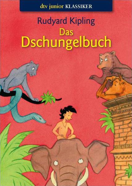 Das Dschungelbuch - Coverbild