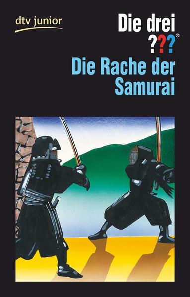 Die drei ??? - und die Rache der Samurai - Coverbild