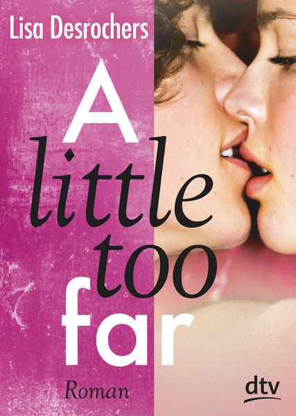 A little too far - Coverbild