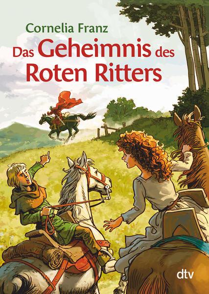 Das Geheimnis des Roten Ritters - Coverbild