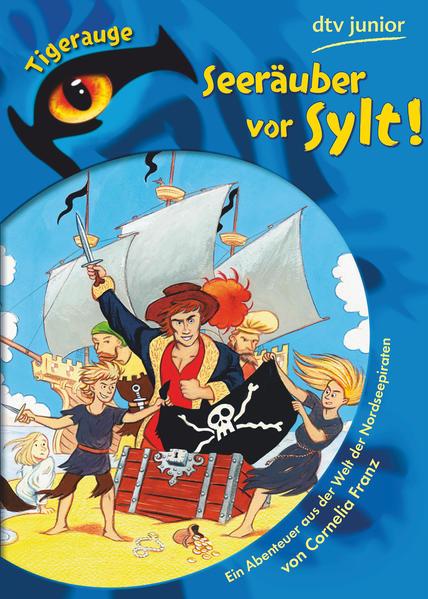 Seeräuber vor Sylt! - Coverbild