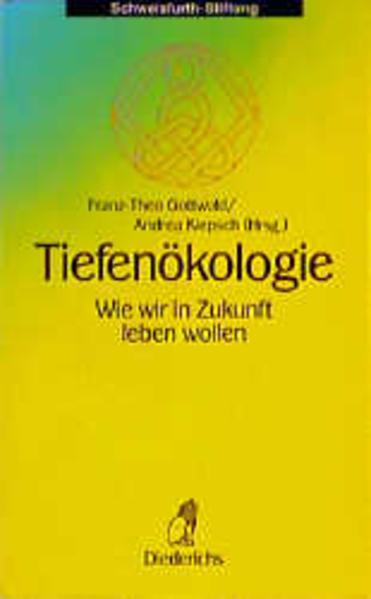 Tiefenökologie - Coverbild