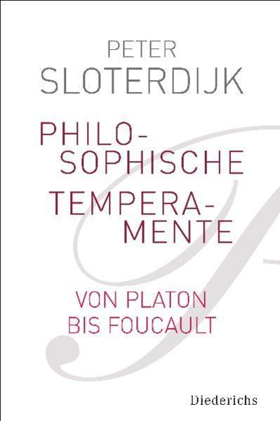 Philosophische Temperamente - Coverbild