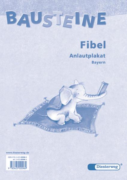 BAUSTEINE Fibel Bayern - Coverbild