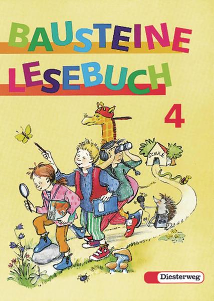 BAUSTEINE Lesebuch / BAUSTEINE Lesebuch - Ausgabe 1997 - Coverbild