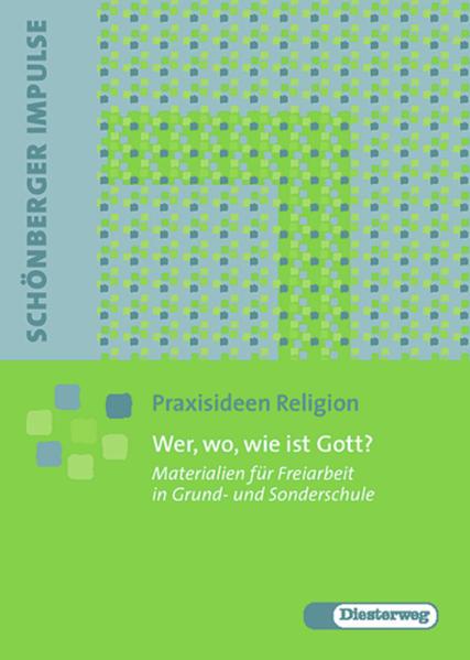 Schönberger Impulse / Wer, wo, wie ist Gott? - Coverbild