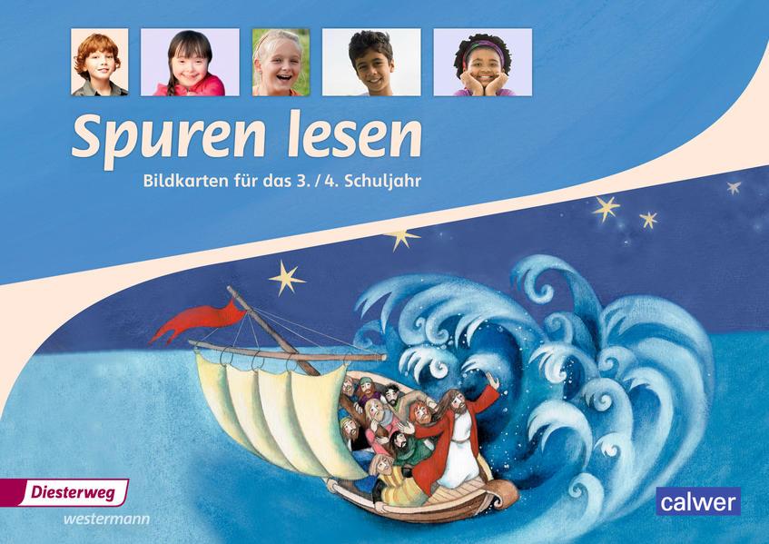 Spuren lesen / Spuren lesen - Ausgabe für die Grundschule - Coverbild