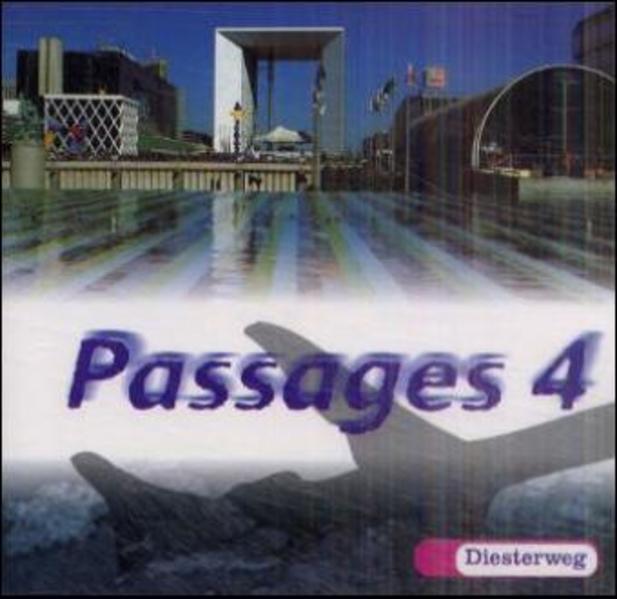 Passages. Lehrwerk für den Französischunterricht an Gymnasien / Passages - Coverbild