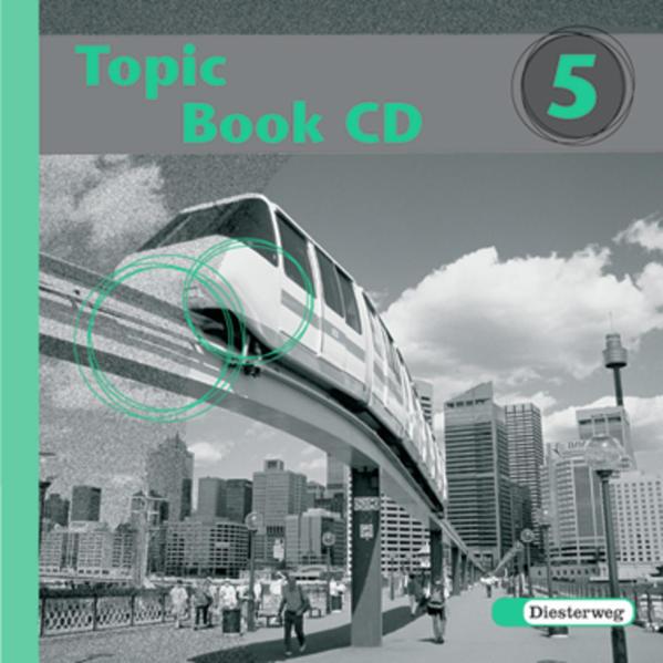 Topic Book - Themenhefte für das 7. - 10. Schuljahr - Coverbild