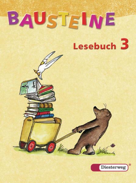 BAUSTEINE Lesebuch / BAUSTEINE Lesebuch - Ausgabe 2003 - Coverbild