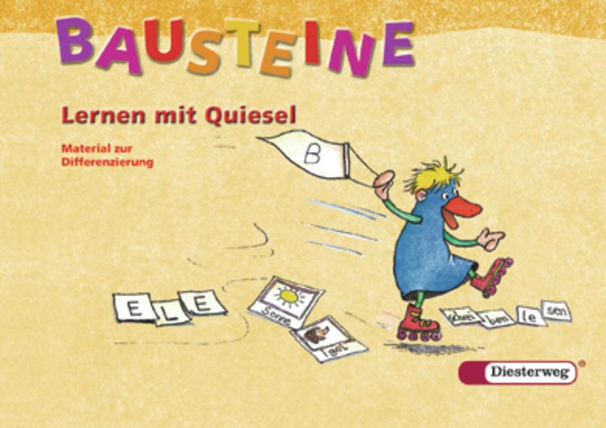 BAUSTEINE Lernen mit Quiesel / BAUSTEINE Lernen mit Quiesel B - Coverbild