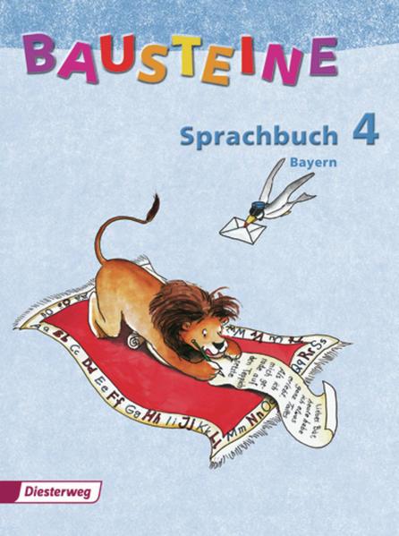 BAUSTEINE Sprachbuch / BAUSTEINE Sprachbuch - Ausgabe 2006 für Bayern - Coverbild