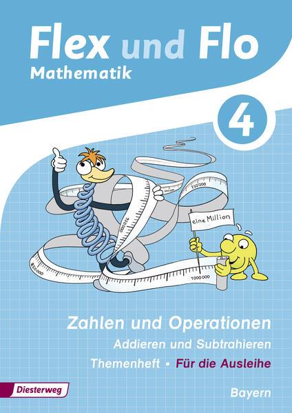 Flex und Flo / Flex und Flo - Ausgabe 2014 für Bayern - Coverbild