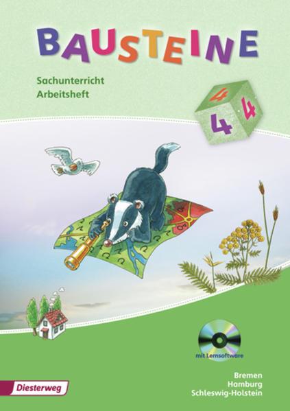 BAUSTEINE Sachunterricht - Ausgabe 2008 für Bremen, Hamburg und Schleswig-Holstein - Coverbild