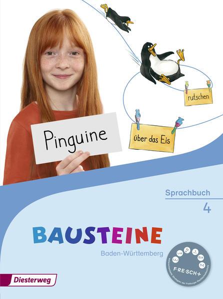 BAUSTEINE Sprachbuch / BAUSTEINE Sprachbuch - Ausgabe 2016 für Baden-Württemberg - Coverbild