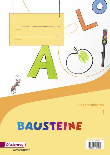 BAUSTEINE Fibel / BAUSTEINE Fibel - Ausgabe 2014 - Coverbild