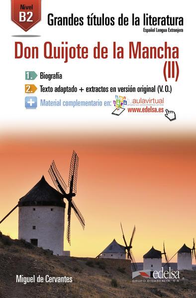 Diesterwegs Neusprachliche Bibliothek / El ingenioso hidalgo Don Quixote de la Mancha - Coverbild
