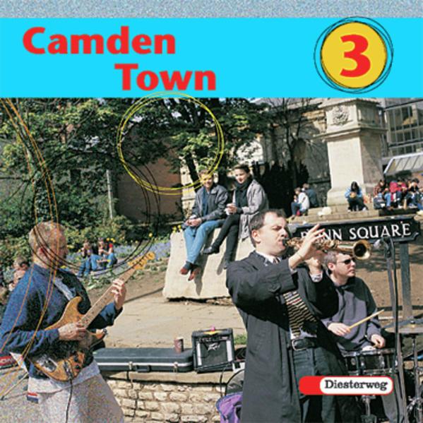 Camden Town. Lehrwerk für den Englischunterricht an Gymnasien / Camden Town - Ausgabe 1999 - Coverbild