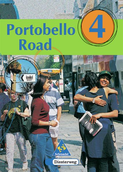 Portobello Road. Lehrwerk für den Englischunterricht an Hauptschulen... / Portobello Road - Ausgabe 1998 - Coverbild