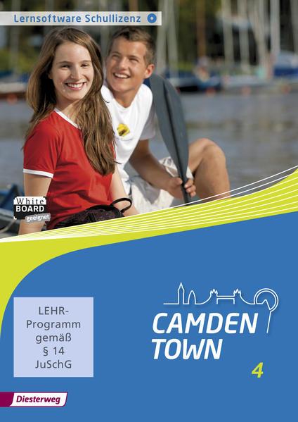 Camden Town / Camden Town - Allgemeine Ausgabe 2012 für Gymnasien - Coverbild