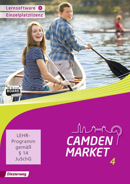 Camden Market / Camden Market - Ausgabe 2013 - Coverbild
