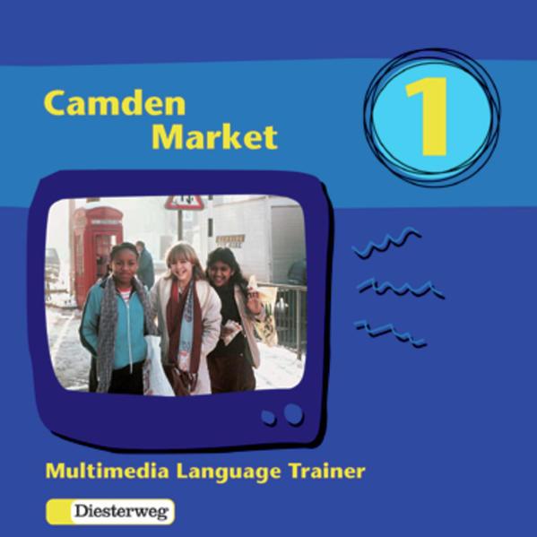 Camden Market. Lehrwerk für den Englischunterricht in der Orientierungsstufe... / Camden Market - Ausgabe 1998 - Coverbild