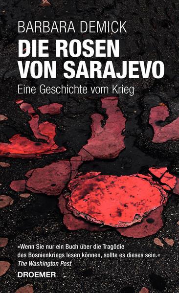 Die Rosen von Sarajevo - Coverbild