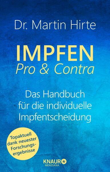 Impfen Pro & Contra - Coverbild