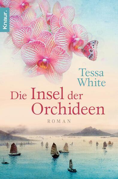 Die Insel der Orchideen - Coverbild