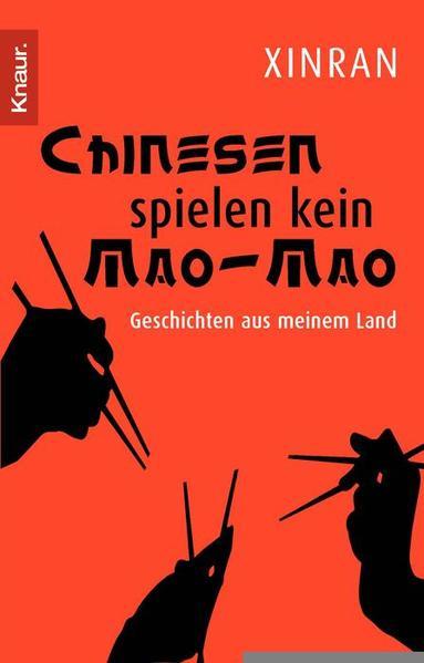 Chinesen spielen kein Mao-Mao - Coverbild