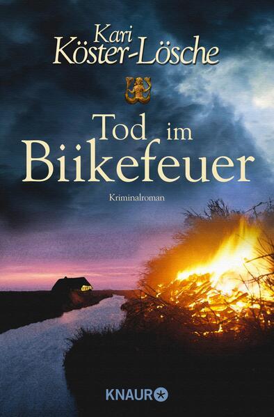 Tod im Biikefeuer - Coverbild