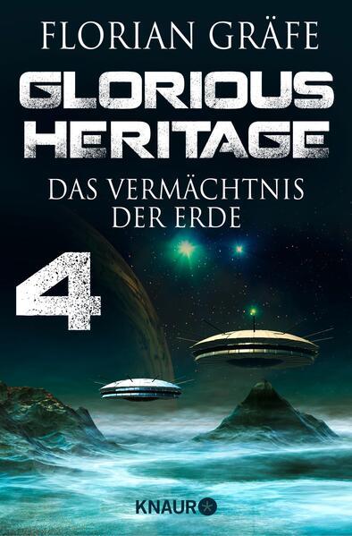 Glorious Heritage - Das Vermächtnis der Erde 4 - Coverbild