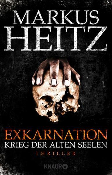 Exkarnation - Krieg der Alten Seelen - Coverbild