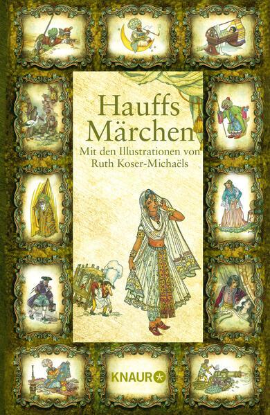 Hauffs Märchen - Coverbild