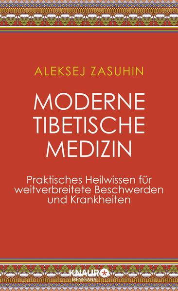 Moderne Tibetische Medizin - Coverbild