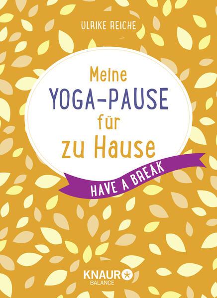Meine Yoga-Pause für zu Hause - Coverbild