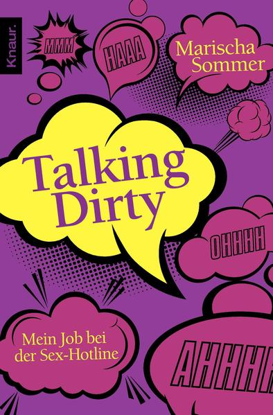 Talking Dirty - Coverbild