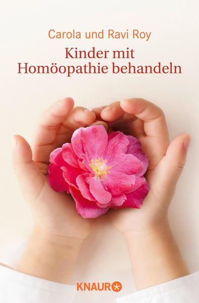Kinder mit Homöopathie behandeln - Coverbild