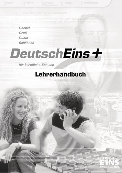 Deutsch Eins+ / DeutschEins+ - Coverbild